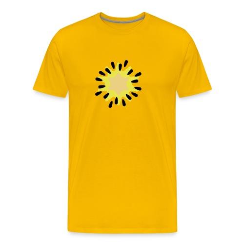 tshirt kiwi - T-shirt Premium Homme