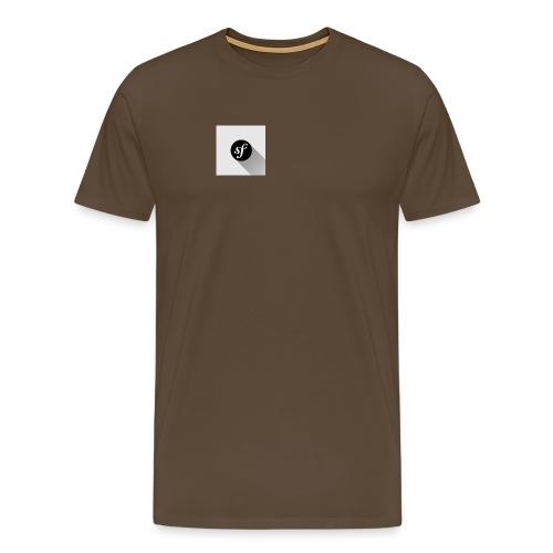 sf3 cover - Camiseta premium hombre