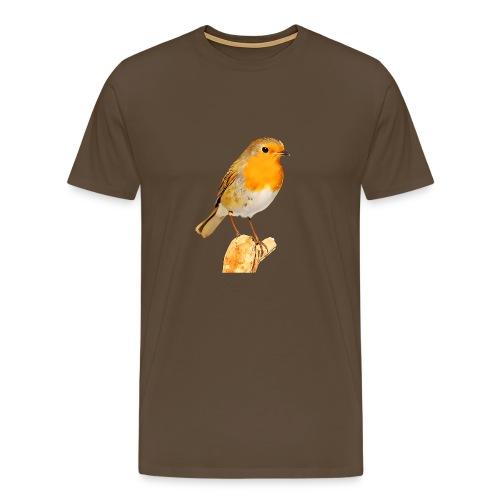 Robin - Mannen Premium T-shirt