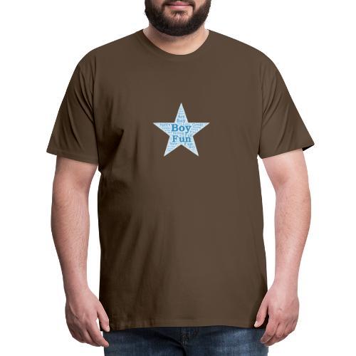 A star is born - Mannen Premium T-shirt