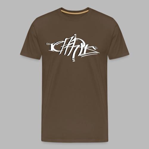 icarus weis - Männer Premium T-Shirt
