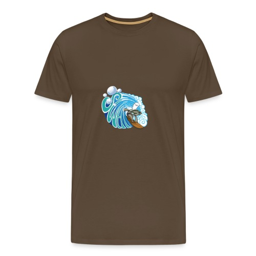 mamie Soizic - T-shirt Premium Homme