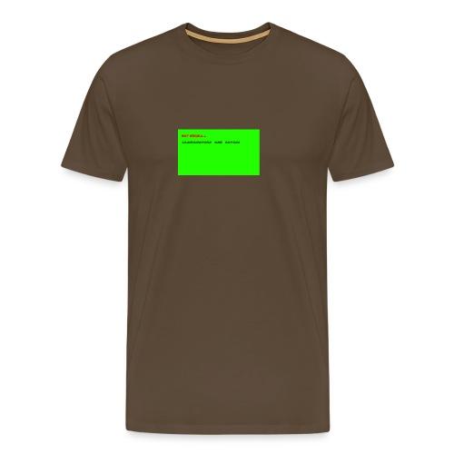 LLAMANATORS = SAVAGE - Men's Premium T-Shirt