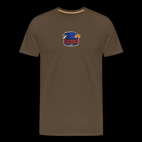 Sektion9 Dunkelblau - Männer Premium T-Shirt