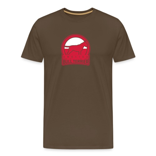 BULL TERRIER Poland POLSKA - Männer Premium T-Shirt