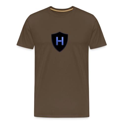 The Shield Capucha - Camiseta premium hombre