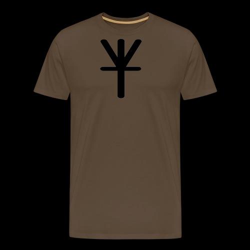 Braden Black Logo - Men's Premium T-Shirt