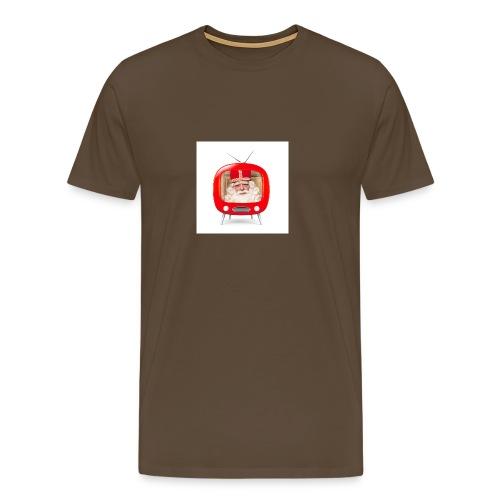 Video van Sint T-Shirt - Mannen Premium T-shirt
