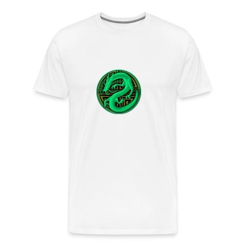 logo mic03 the gamer - Maglietta Premium da uomo