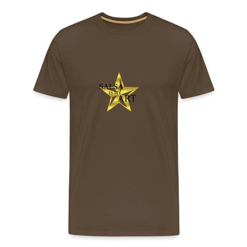 salsa_is_my_art - T-shirt Premium Homme