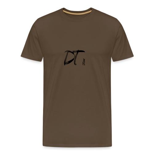 DTWear Limited Small Logo - Mannen Premium T-shirt