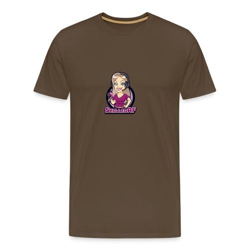 skilledaf - Mannen Premium T-shirt