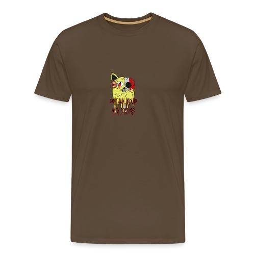 Dont Run Around With Scissors Original - Mannen Premium T-shirt