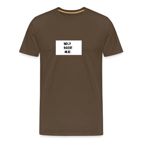 Holy Boost Kleren en accessoires - Mannen Premium T-shirt