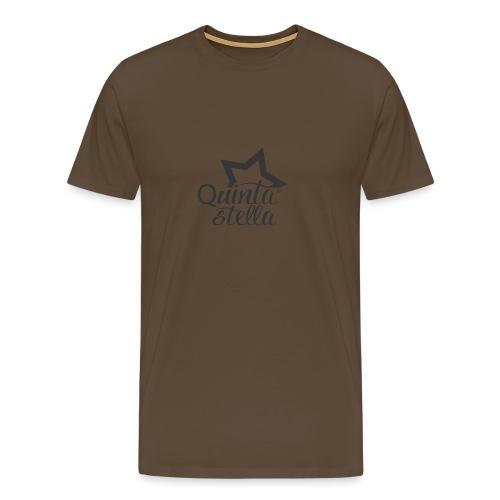 Quinta Stella - Maglietta Premium da uomo