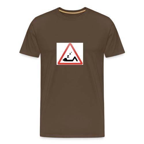 TEST1 Super Nubes - T-shirt Premium Homme