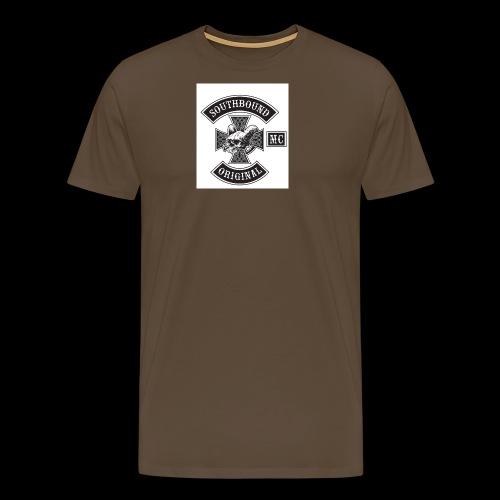 SOUTHBOUND - Miesten premium t-paita