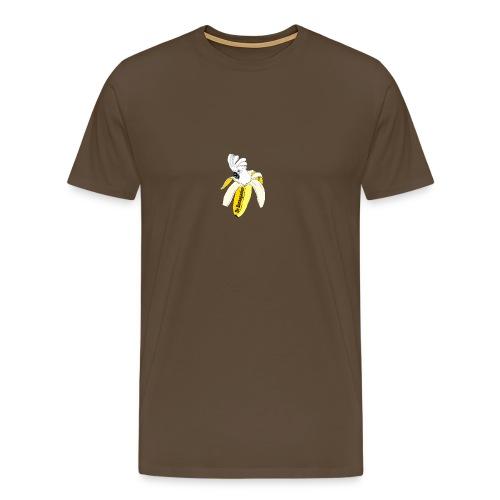 De_Banagaaien_Bregtje-png - Mannen Premium T-shirt