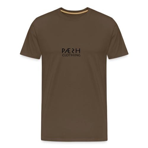 PÆSH_CLOTHING - Premium T-skjorte for menn