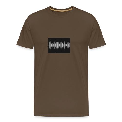 Soundwave - Mannen Premium T-shirt