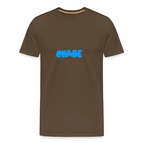 big_chase_bl - Men's Premium T-Shirt