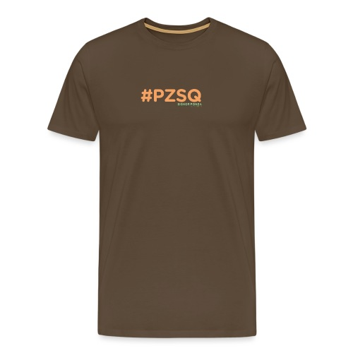 PZSQ 2 - Maglietta Premium da uomo