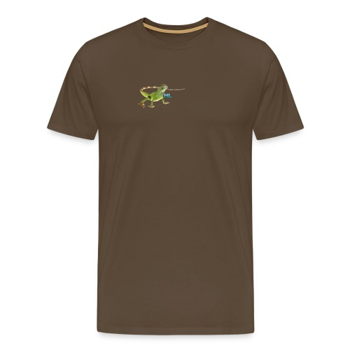 Lizard T-shirt - Men's Premium T-Shirt