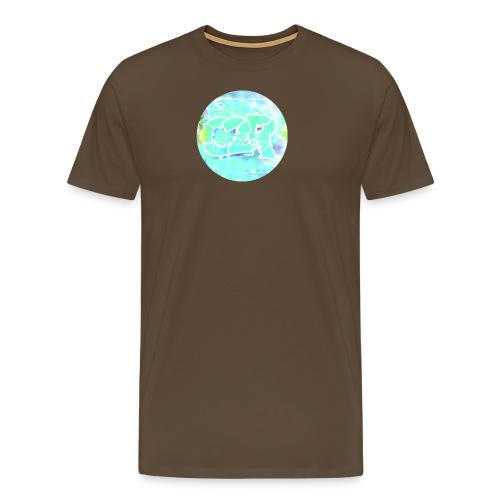 TShirt Simple Noir C2R - T-shirt Premium Homme