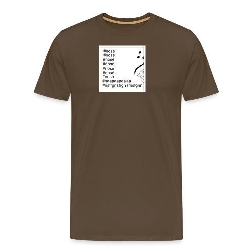 Hashtag - Camiseta premium hombre