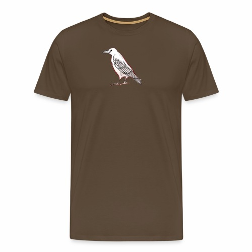 Birdwalk - Maglietta Premium da uomo