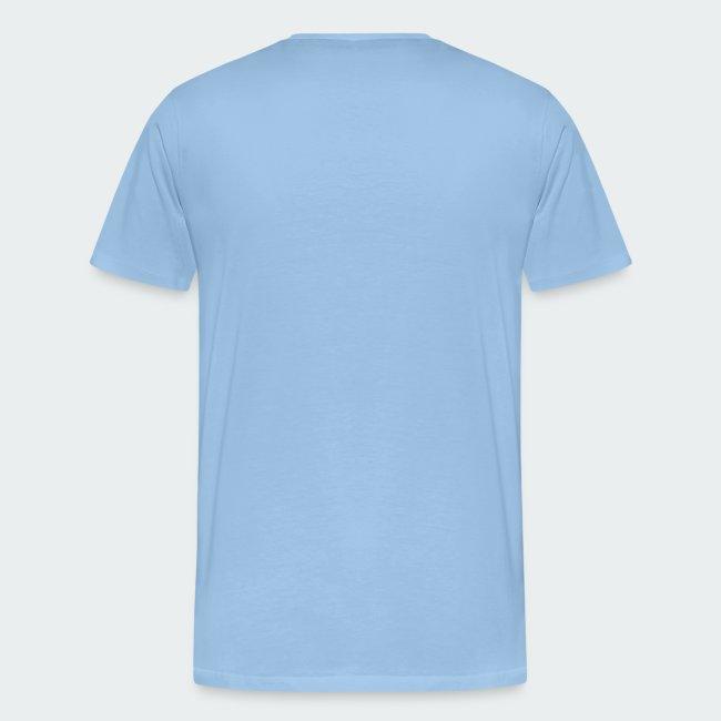Koszulka Męska Premium PROBLEM?