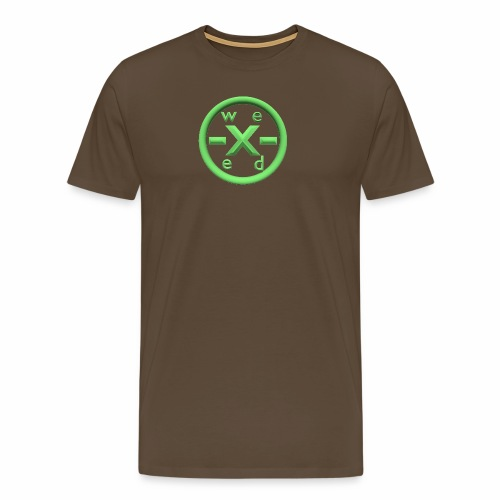 logo720greentp png - Männer Premium T-Shirt