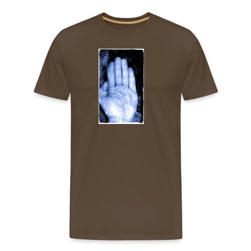 hand - Koszulka męska Premium