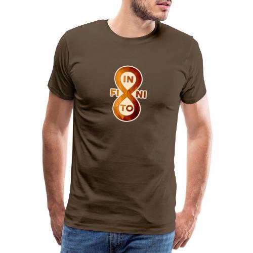 Infinito - Camiseta premium hombre
