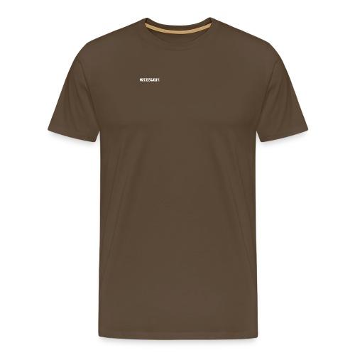 Kitesurf - Premium-T-shirt herr