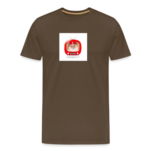 Video van Sint T-Shirt - Mannen Premium T-shirt