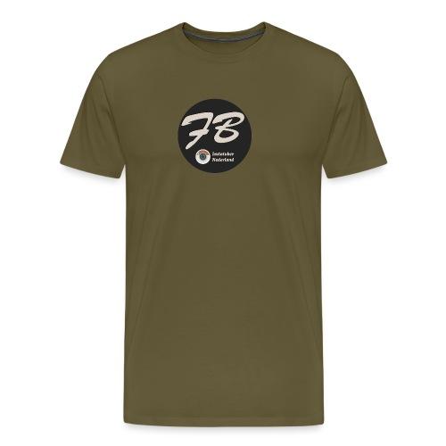 TSHIRT-INSTATUBER-NEDERLAND - Mannen Premium T-shirt
