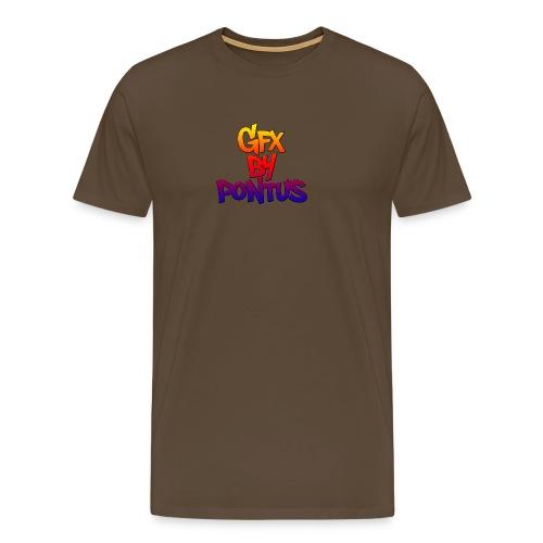 GFX By Pontus mugg - Premium-T-shirt herr