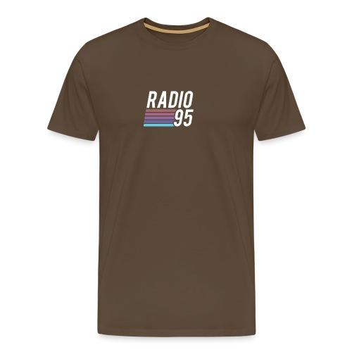 Il serbatoio superiore (Canotta) di Radio95! - Maglietta Premium da uomo