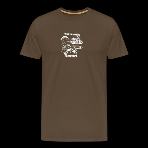 Mugg - Premium-T-shirt herr
