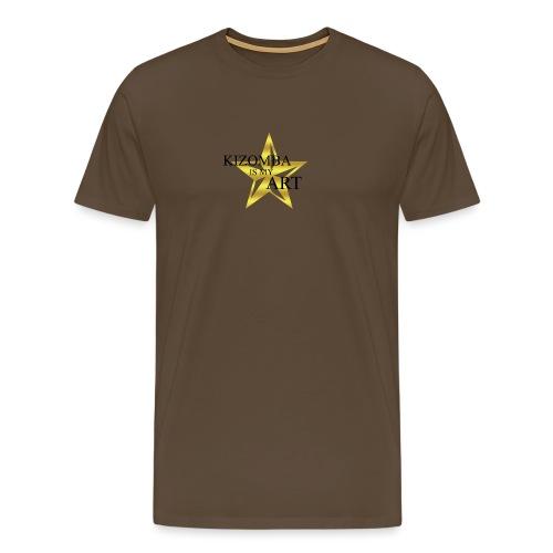 kizomba_is_my_art - T-shirt Premium Homme