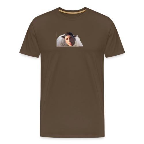 TVS het Armo Schaap en SHIT - Mannen Premium T-shirt