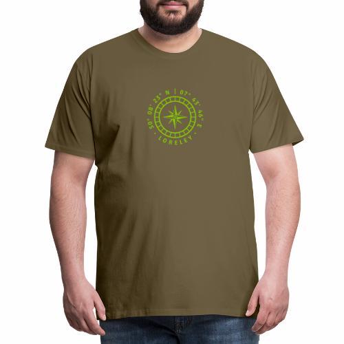 Kompass – Loreley - Männer Premium T-Shirt
