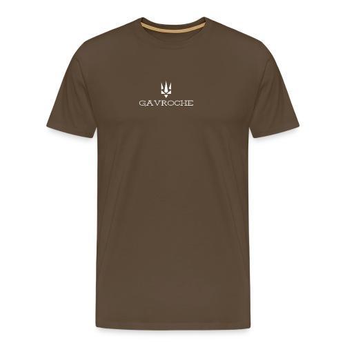 Gavroche - Herre premium T-shirt