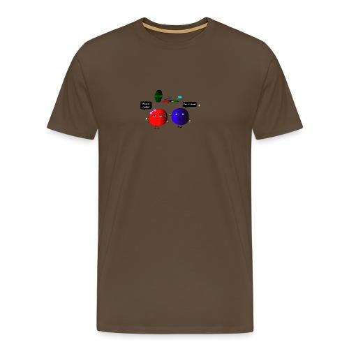 Diseño parchís camiseta - Camiseta premium hombre