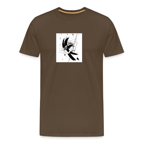 dancerTest - Männer Premium T-Shirt