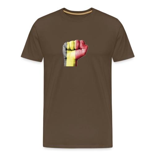 La résistance Belge - T-shirt Premium Homme