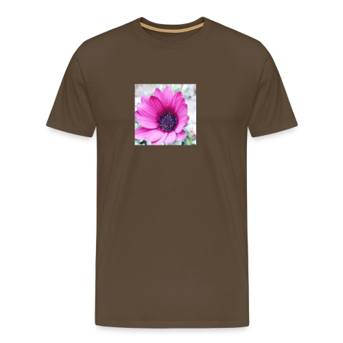 Flowerista - Männer Premium T-Shirt