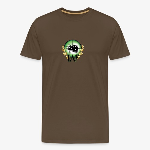 Load Aim Fire Merchandise - Mannen Premium T-shirt
