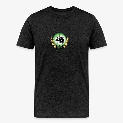 Load Aim Fire Merchandise - Mannen Premium T-shirt